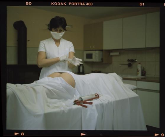 Zuzana Pustaiova (Slovaquie) Ass plastic