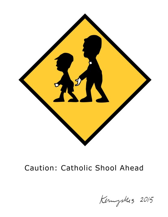 Jim Kempkes_Caution Catholic School Ahead_Canada_ Mention spéciale